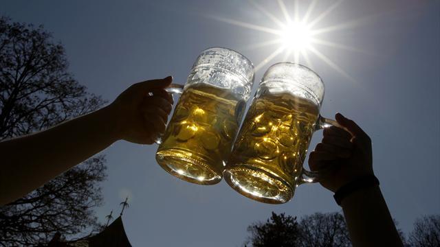 За время мундиаля немцы выпили рекордное количество пива