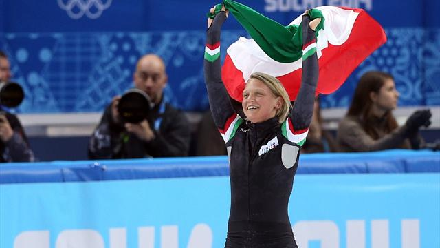 Olimpiadi Pyeongchang, sarà Arianna Fontana la portabandiera dell'Italia