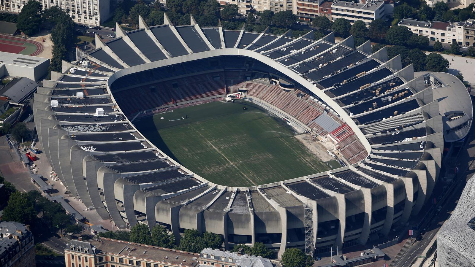paris st germain stadion