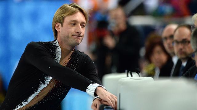 Плющенко претендует на участие в Олимпийских играх 2018