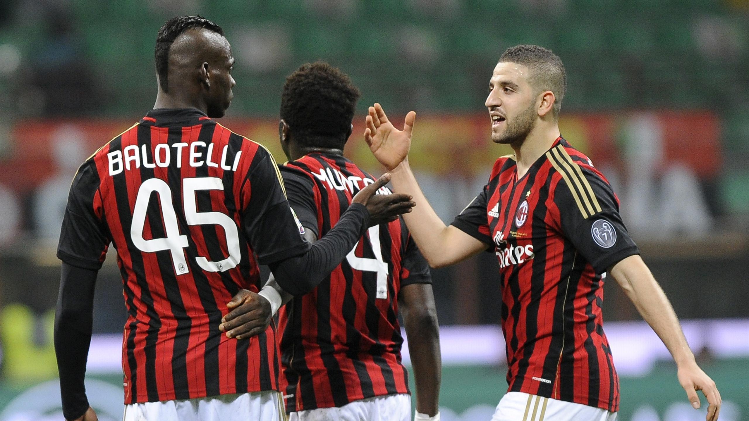 Balotelli wonder goal helps Milan sink Bologna - Serie A ...