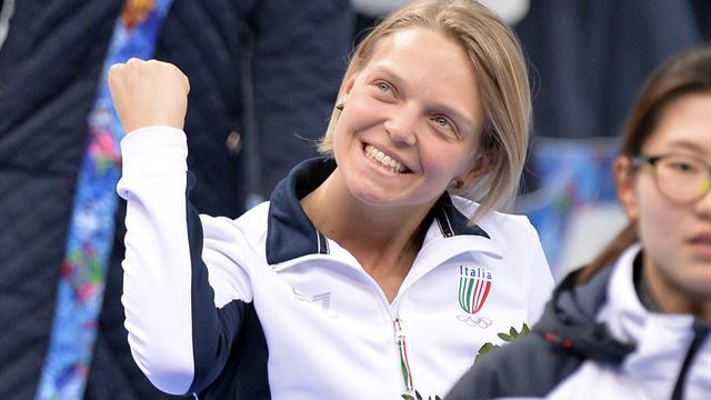 La staffetta si qualifica: Fontana, Maffei e le sorelle Valcepina saranno alle Olimpiadi