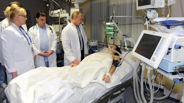 Комиссарову перевезут на лечение в Россию