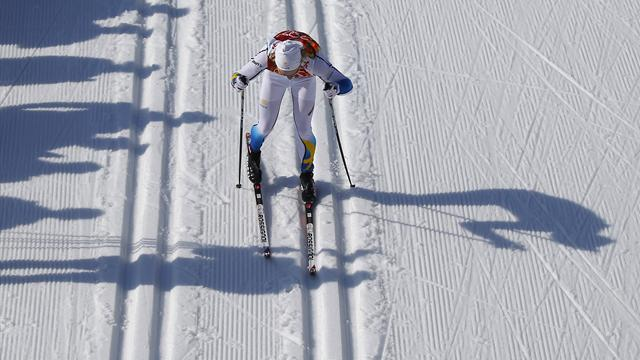 Sweden's men win team 4x10km gold
