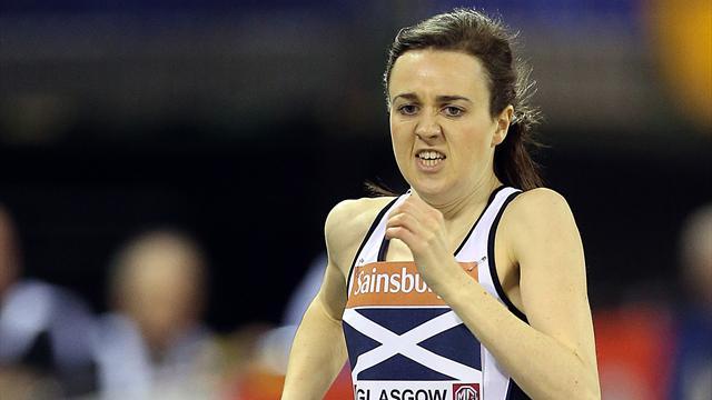 Muir gunning for British mile record