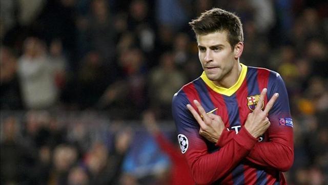 Pique returns, Puyol sidelined for Barca in El Clasico
