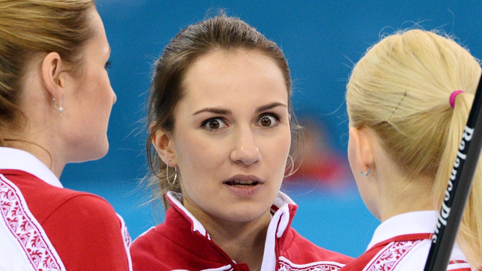 обещала, рассказываю российская женская сборная по керлингу фото городок считается столицей