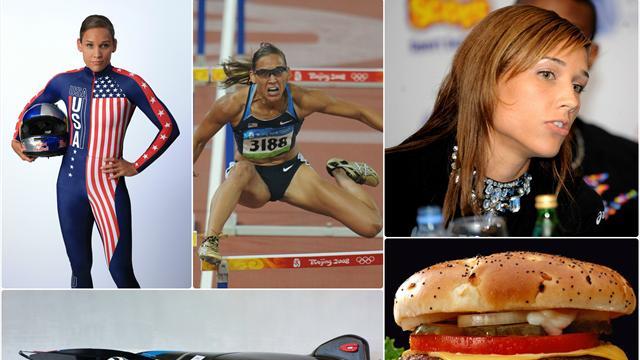 """Cheeseburgers, NBC, Instagram, bob et virginité, l'incroyable vie de Lori """"Lolo"""" Jones"""