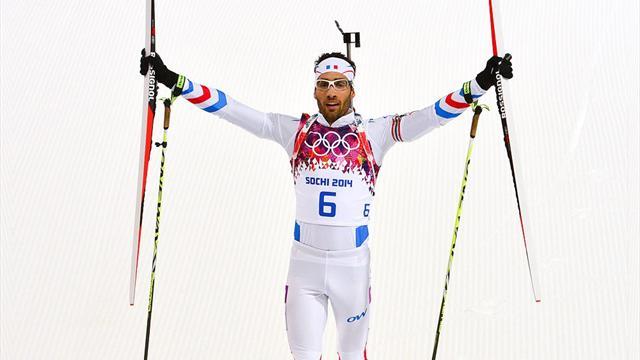 Fourcade se verrait bien en or... en ski de fond