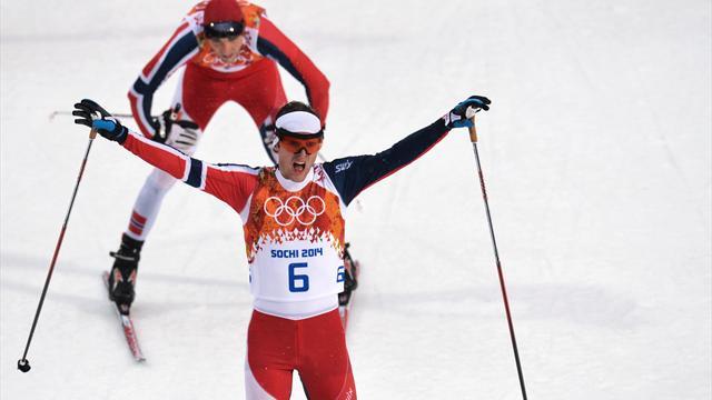 Гробак принес Норвегии седьмое золото