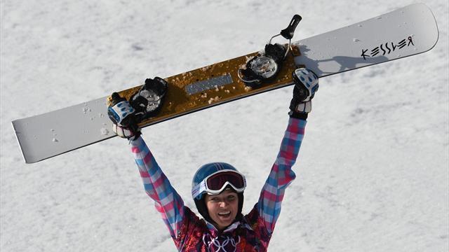 Алена Заварзина завоевала бронзу