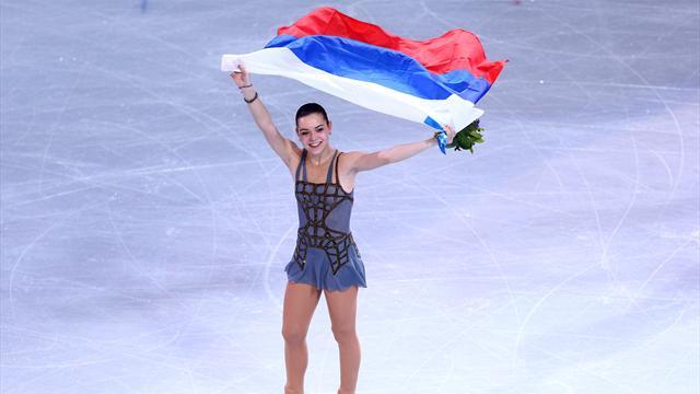 Сотникова пропустит сезон, чтобы подготовиться к Олимпиаде-2018