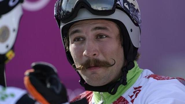 Flisar and Limbacher take ski cross World Championship gold