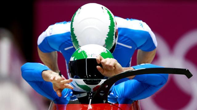 Итальянский бобслеист попался на допинге
