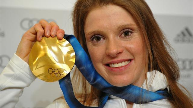 Ex-Olympic champ biathlete caught doping at Sochi