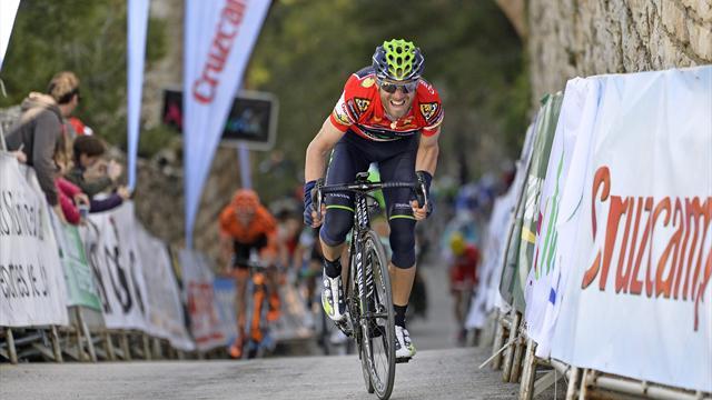 Et de 3 pour Valverde !