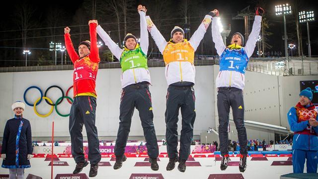 Ambitionierte Biathleten: Fünf Medaillen als Olympia-Ziel