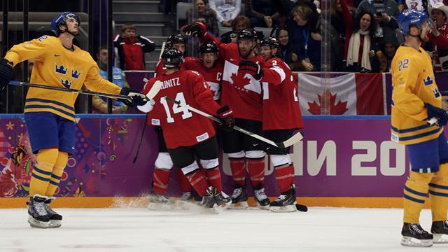 Kanada namağlup şampiyon