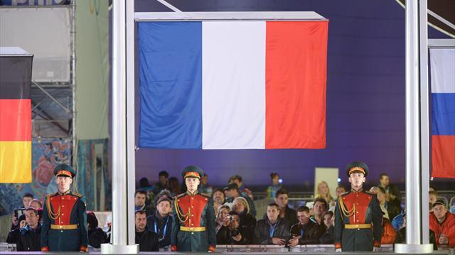 Doucement, le français se retrouve hors Jeux…