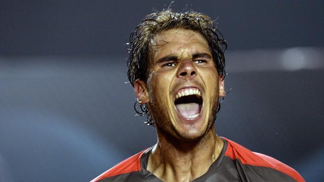 Désormais à égalité avec Vilas, Nadal n'a pas fait le voyage pour rien