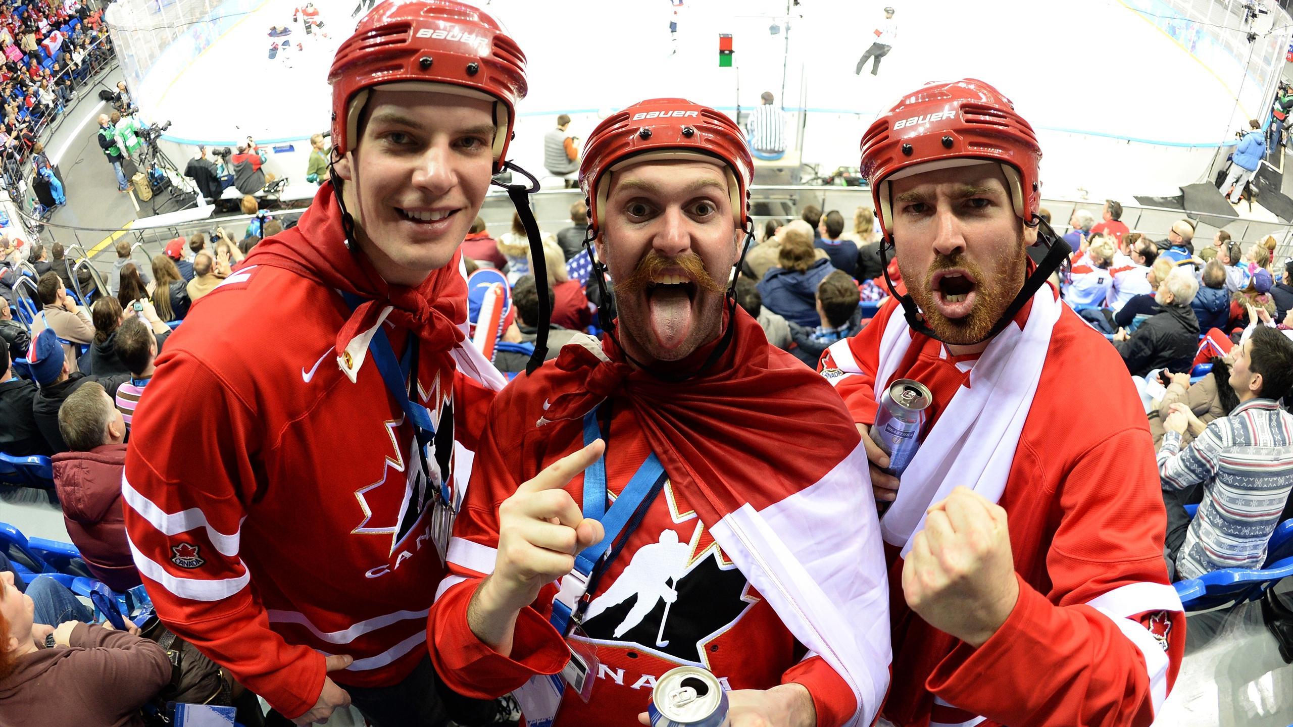 Болельщики на хоккее картинки