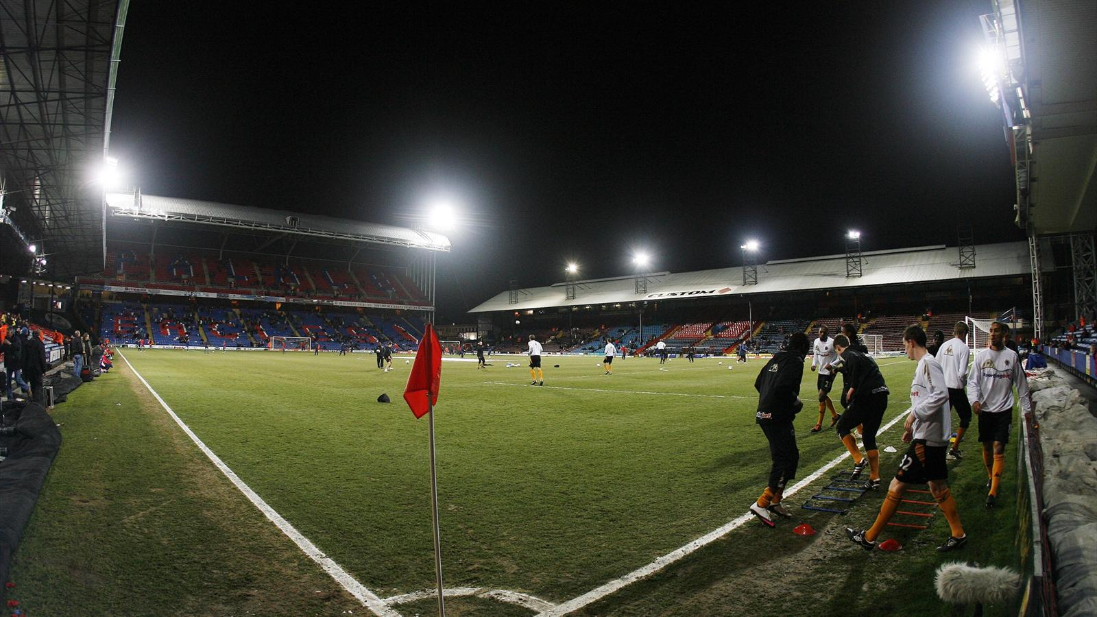LIVE Crystal Palace - Southampton Premier League - 12 september 2020