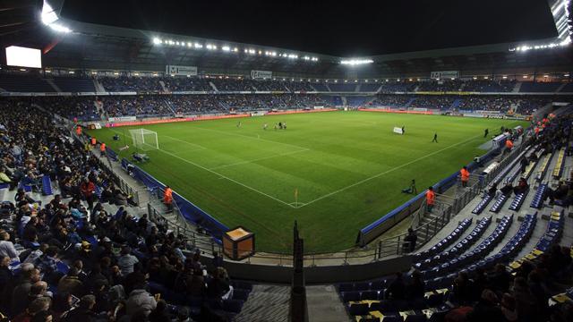 Les supporters de Sochaux font interrompre le match face à Lorient