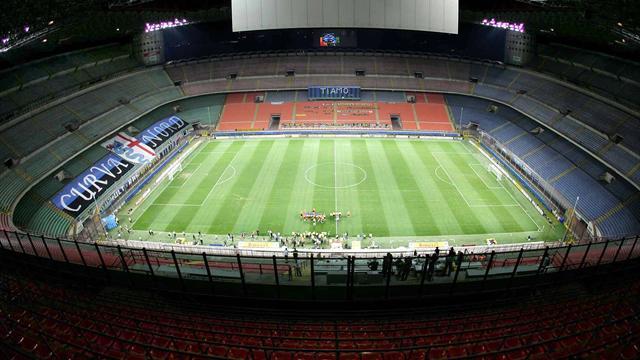 Stadi: all'Inter il primato di spettatori, Milan fra i peggiori con la Roma