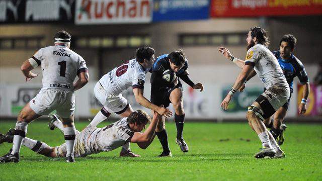 Bordeaux-Bègles: Si la défense s'y met aussi...