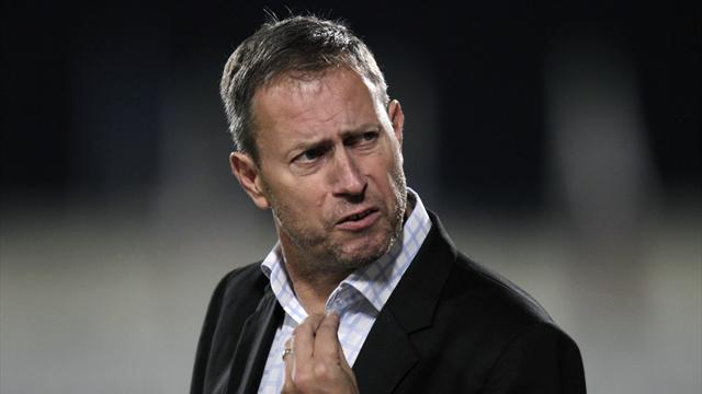 Reports say China have sacked head coach Alain Perrin