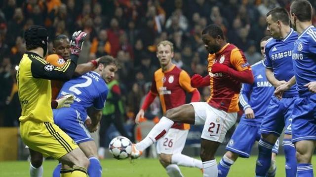 Galatasaray - Chelsea / ÖZET