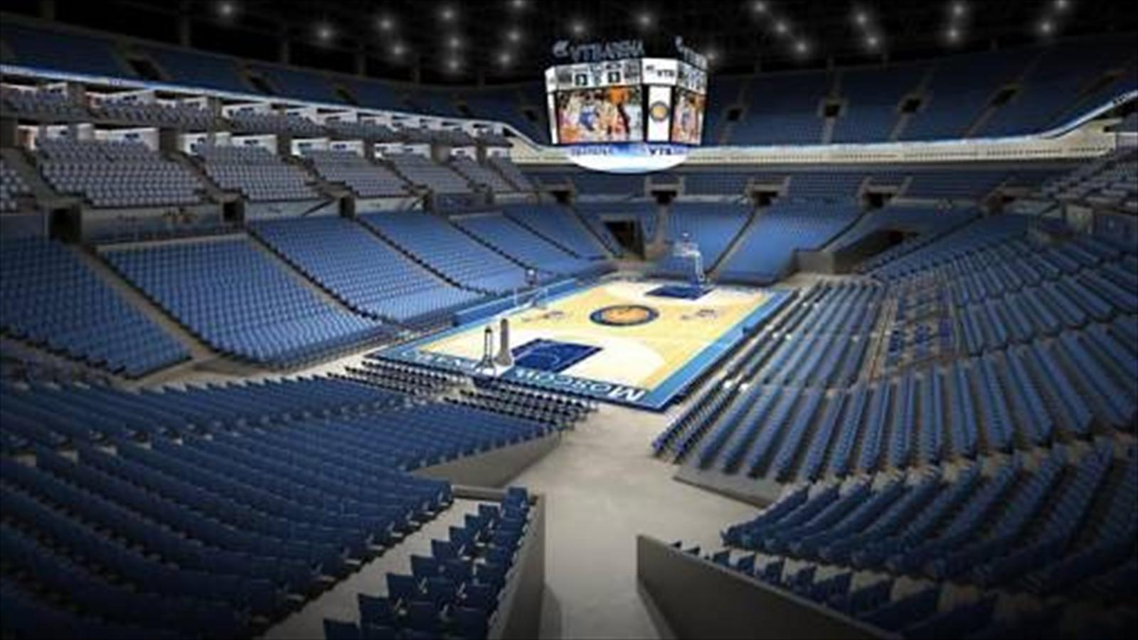 Схема фото зала малая арена