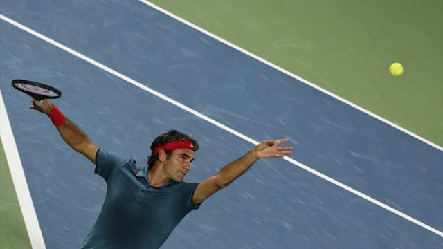 Federer se sent comme à la maison