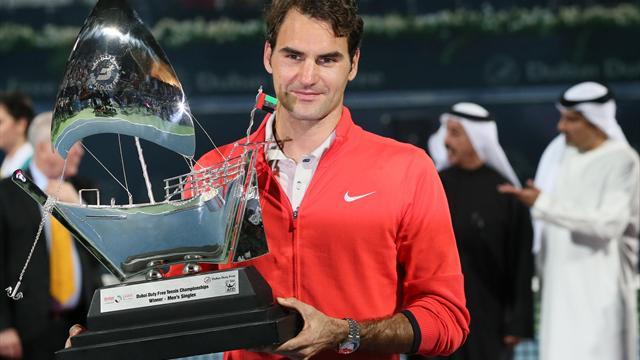 Federer est bien de retour