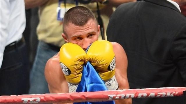 Ломаченко не смог завоевать чемпионский титул