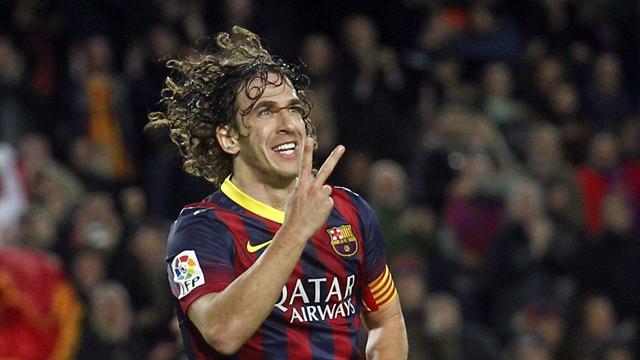 Барселона проведет для Пуйоля прощальный матч на Ноу Камп