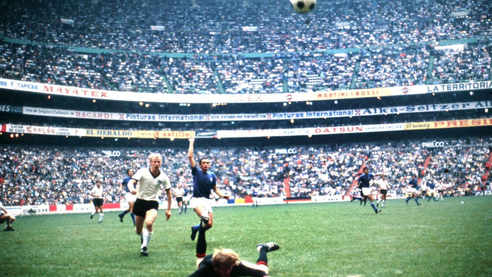 Les 10 matches qui ont fait l histoire de la coupe du - Finale coupe du monde 1986 ...
