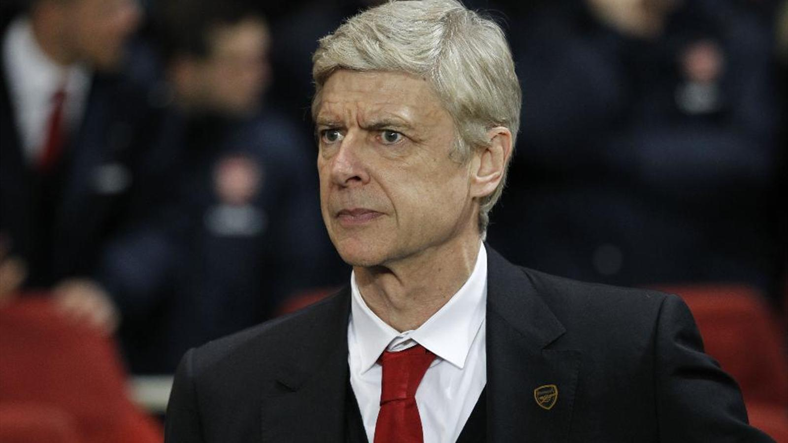 Wenger hofft auf sensation gegen die bayern sid