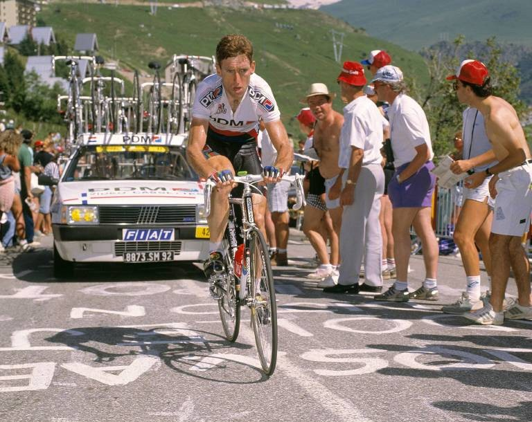 Sean Kelly in his 1980s heyday