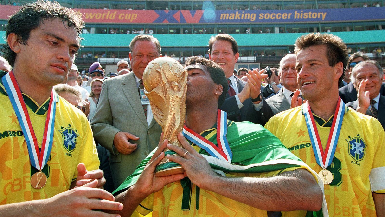 Coupe du monde 1994 la r tro victoire du br sil aux - Coupe du monde rugby afrique du sud 1994 ...