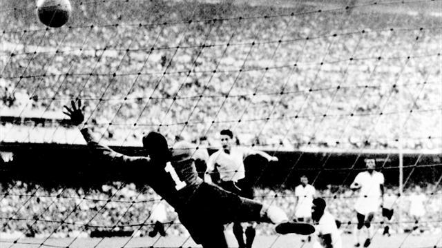 Rétro 1950 : et l'Uruguay terrassa le Brésil