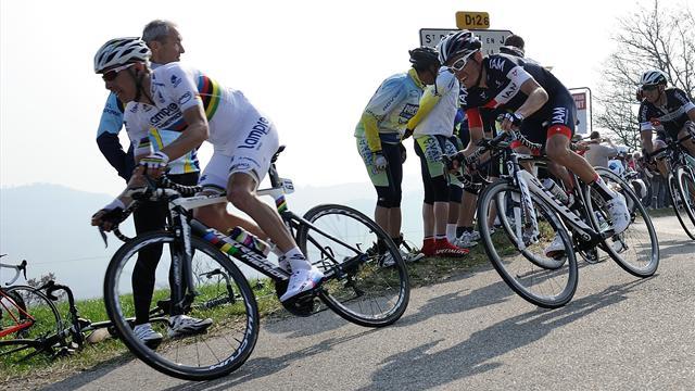 Rui Costa en quête d'un triplé sur le Tour de Suisse