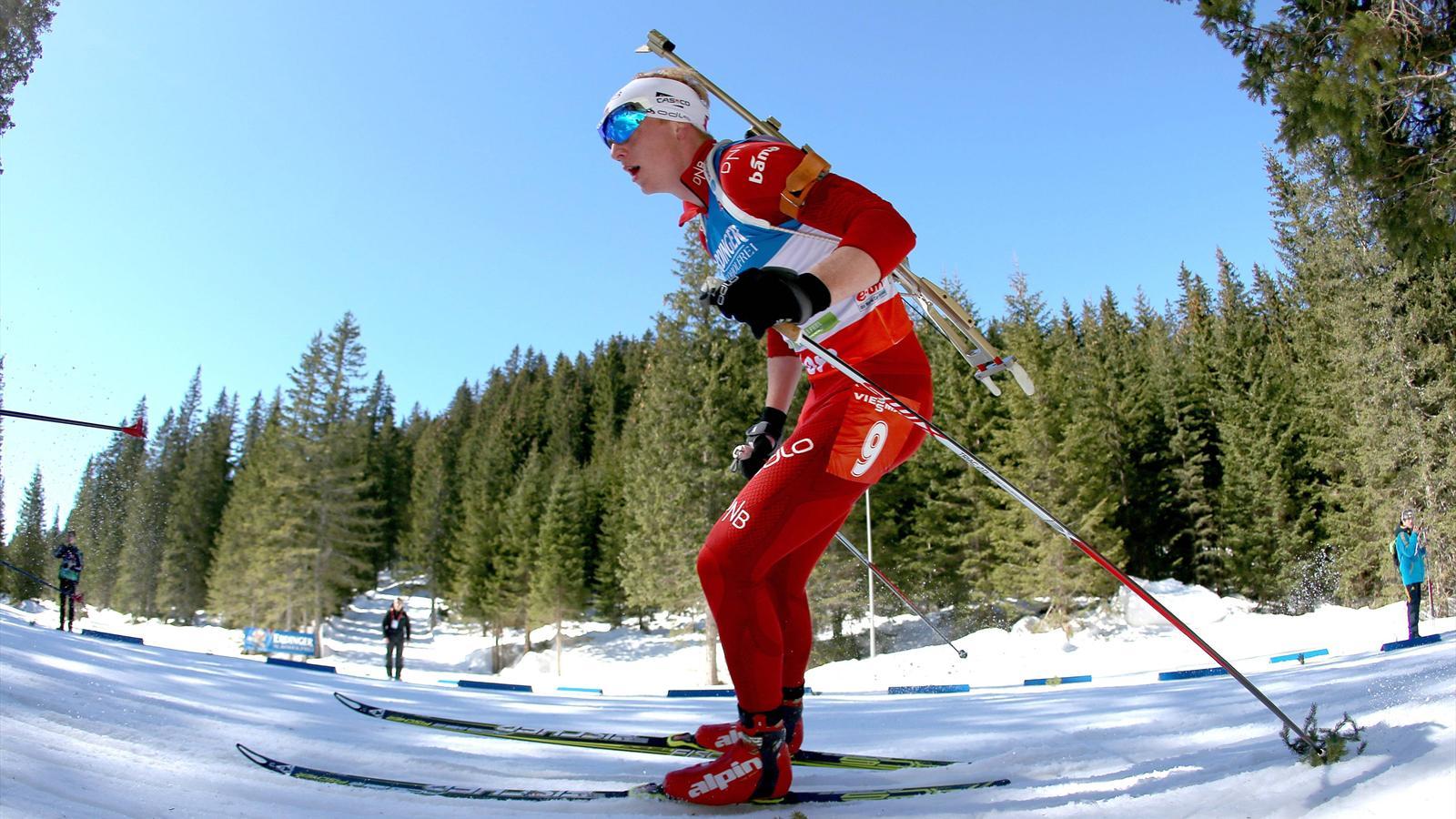 Coupe du monde kontiolahti 2e sprint boe s 39 impose - Classement coupe du monde de biathlon ...