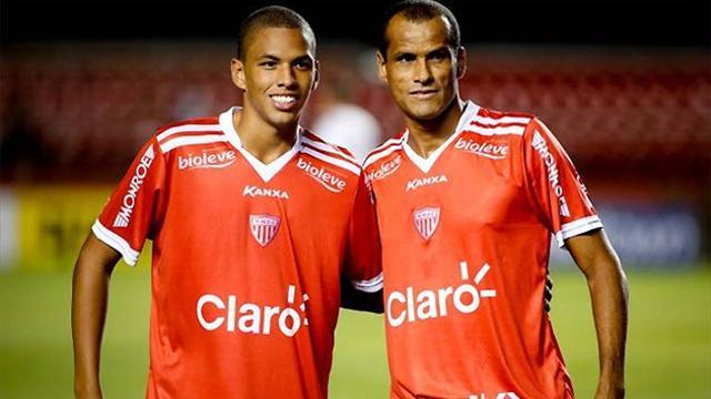 Rivaldo's son joins Boavista