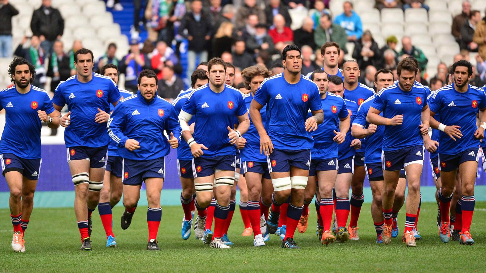 Bilan xv de france 6 nations 2014 trente quatre joueurs utilis s mais encore des postes - Rugby coupe des 6 nations ...