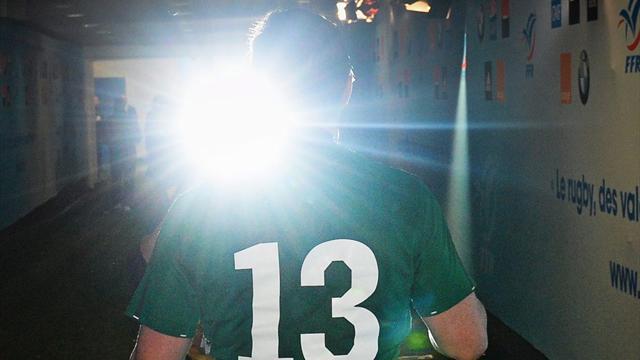 O'Driscoll: 13 photos pour un numéro de légende