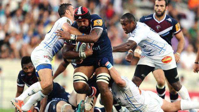 """A """"cause du rugby"""", Fakaté doit stopper sa carrière"""