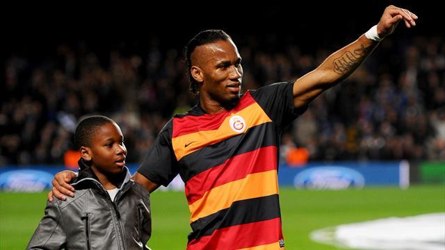 Retour vers… le passé : Le fils de Didier Drogba signe à Guingamp