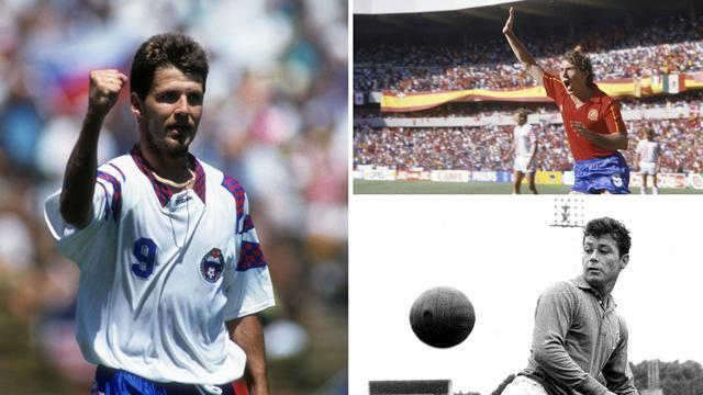 Le top des serial buteurs de la coupe du monde coupe du monde 2014 football eurosport - Meilleurs buteurs coupe du monde ...