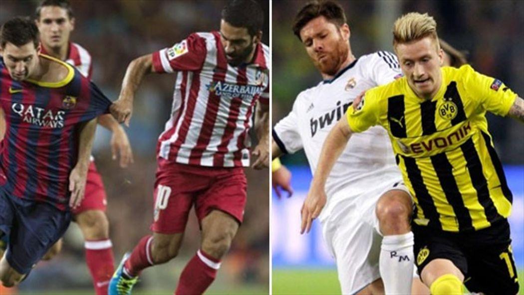 En vivo: Sorteo de cuartos de final - Champions League 2013-2014 ...